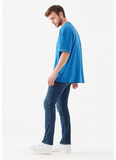Mavi Jake Amsterdam Comfort Jean Pantolon Mavi
